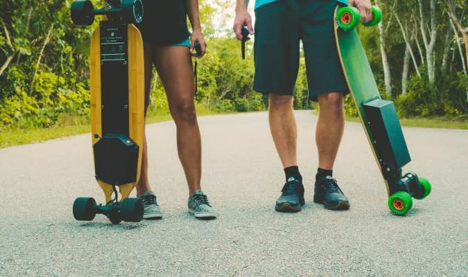 How Hard Is It to Ride an Electric Skateboard?